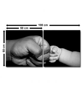 50x100 - 2 Parça Kanvas