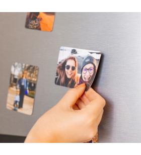 15x15 cm Foto Magnet